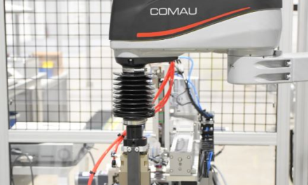 Comau UK provides battery manufacturing line fo the pioneering UK Battery Industrialisation Centre