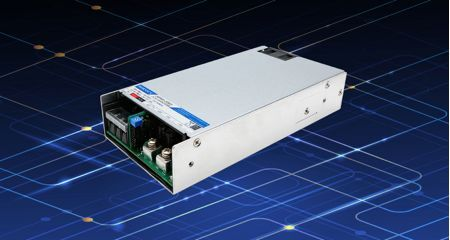 Power series offers high efficiency with wide input voltage range