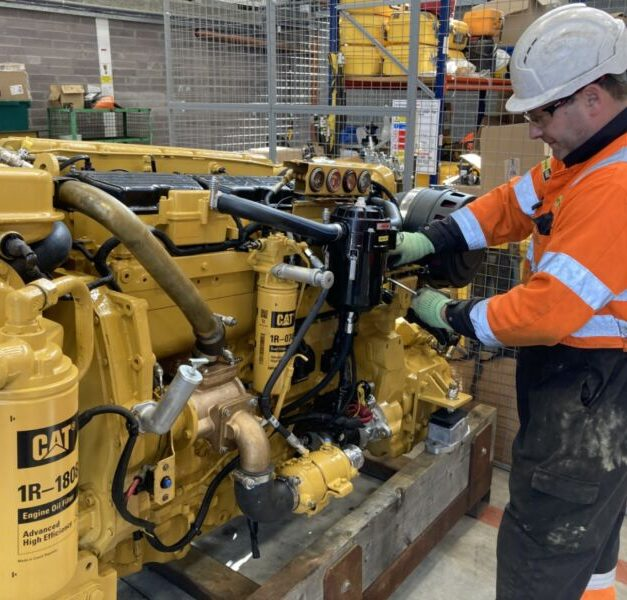Finning launches new rebuild service for industrial engines