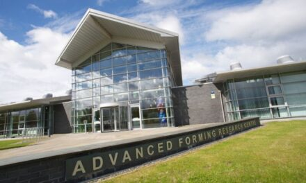 World renowned Scottish forging and forming research centre to open an office in 'steel city'