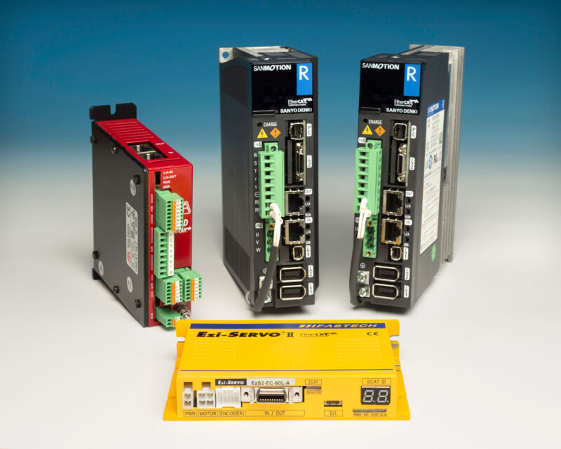 Intelligent Automation launches complete EtherCAT solution