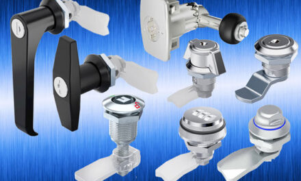 """FDB Panel Fittings industrial hardware components – """"a fitting for every enclosure"""""""