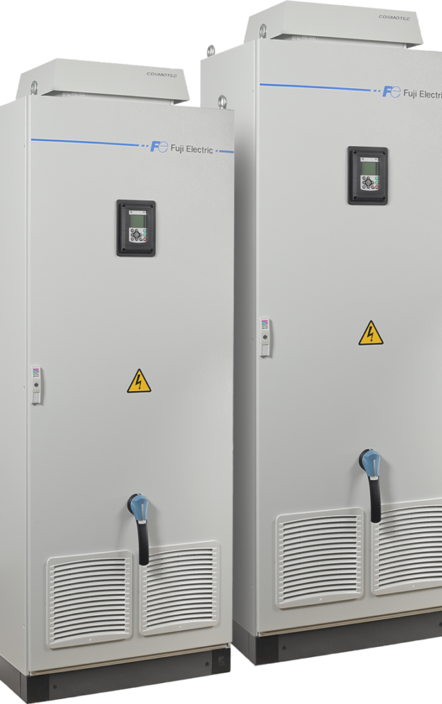 Safe, reliable and efficient 'all inclusive' cabinet solutions from Fuji Electric