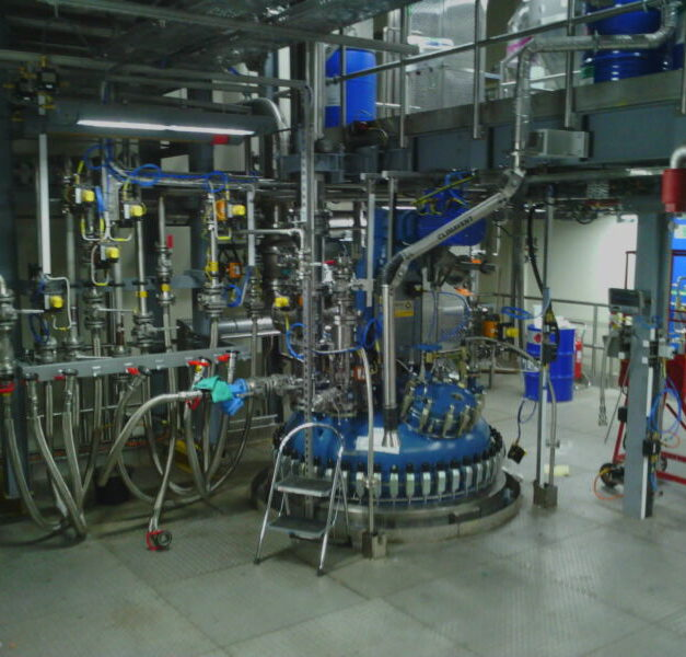 Chemical manufacturer boosts production through 'game-changing' automation solution