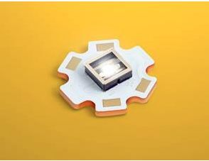 White light sources in 7×7mm SMD housing