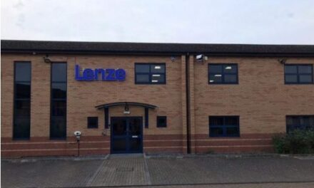Lenze UK prepared with new facilities
