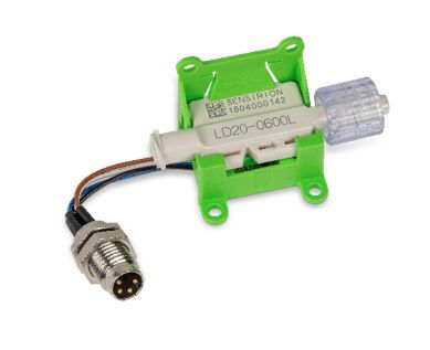 Evaluation kit for the LD20-0600L single-use flow sensor is now available from distributors