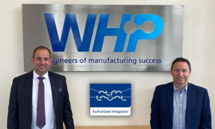 Alfa Laval appoints WHP as Authorised Integrator