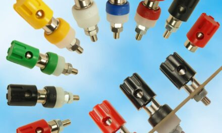 Make fast and secure connections with Single-pole Spring Terminals from Cliff Electronics