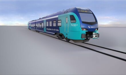 ABB's innovative energy storage systems and traction converters to power trains in Germany