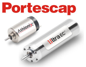 Portescap – official stocking distributor and technical support for the UK & Ireland
