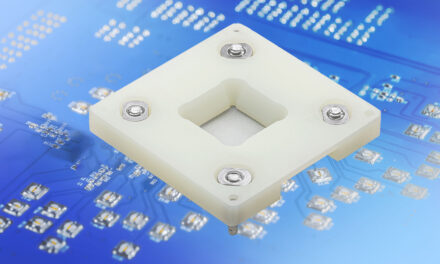 Smiths Interconnect offers quick-delivery Galileo Test Socket for rapid device bring up, characterisation, and failure analysis