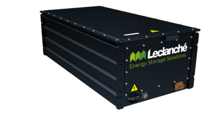 Leclanché to provide advanced battery rechnology for Canadian Pacific's hydrogen-powered locomotive project
