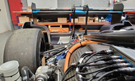 Powell Electronics sponsors the InMotion student team from Eindhoven University of Technology