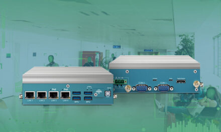 Vecow EAC-2000 high-performance NVIDIA Jetson Xavier NX Edge AI Systemsavailable from Impulse Embedded