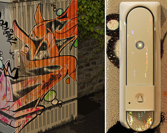 EMKA RC2 vandal resistant locking solutions fortelecommunication and other outdoor cabinets
