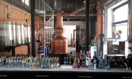 AVE UK welcomes distillation experts Frilli to the Della Toffola family