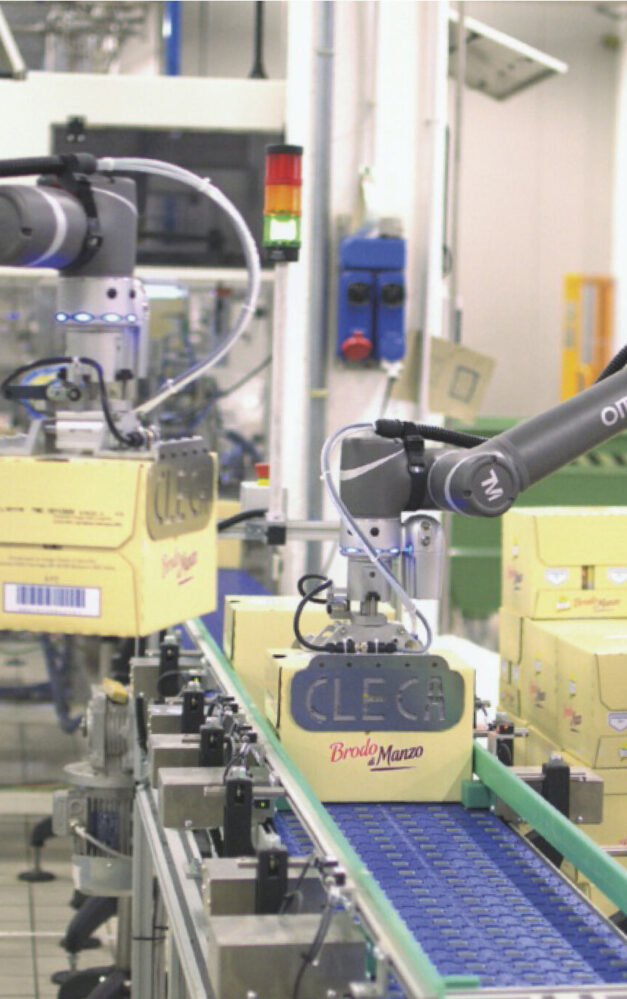 Labour crisis: cobots can lend a helping hand