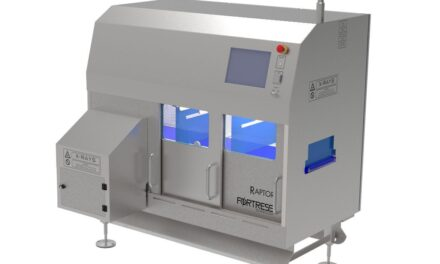 Fortress raises food safety bar with new Raptor X-ray