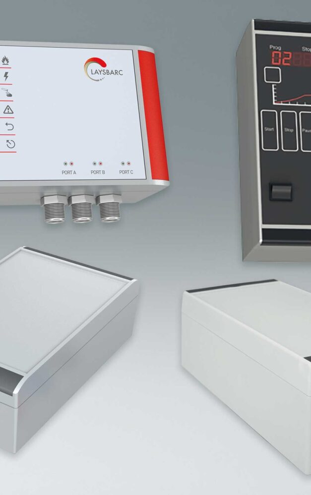 ROLEC's IP 67 Enclosures For Tough IIoT And Smart Factory Technology