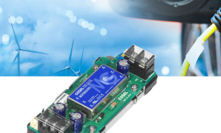 80W plug and play DC-DC converter suitable for transportation and Hi-Rel applications